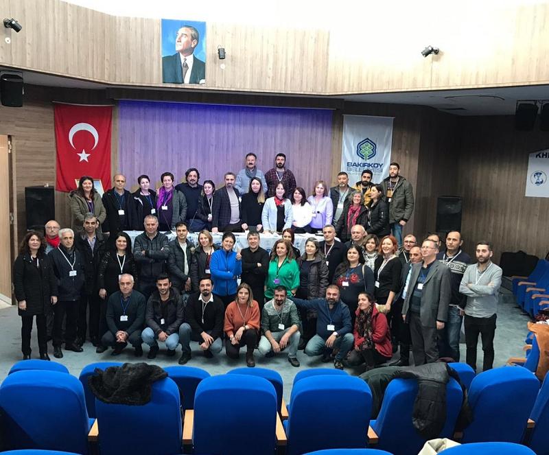 Bakırköy Şubemiz 10. Genel Kurulunu Gerçekleştirdi