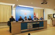 İstanbul Sağlık Emek ve Meslek Örgütlerinden 15 Mart Ankara Büyük Beyaz Mitingi'ne Çağrı