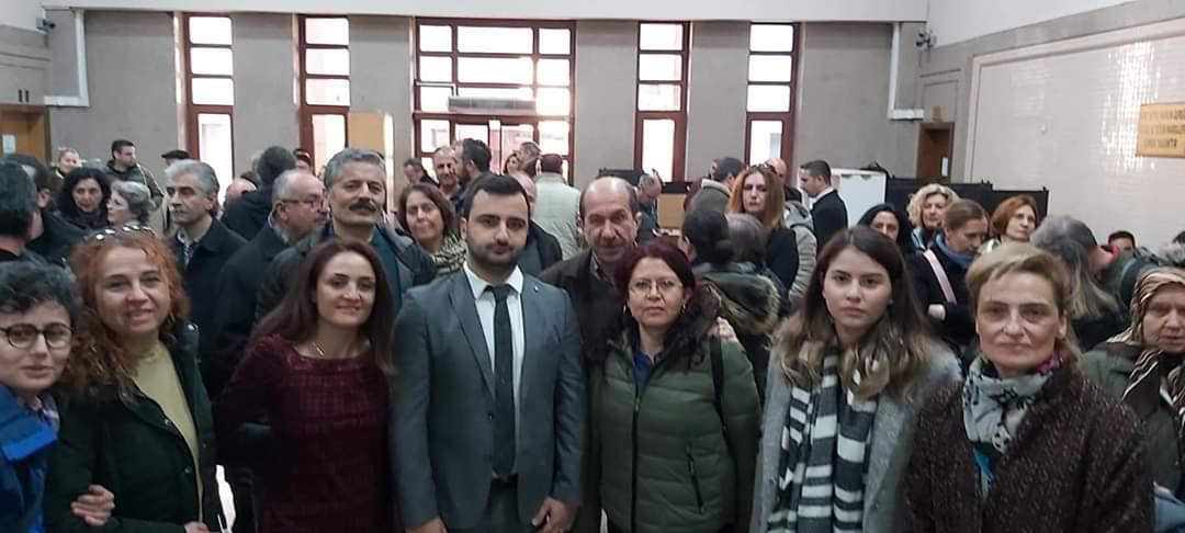İzmir'de Davaya Katıldık: Sağlıkta Şiddet Sona Ersin