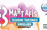 KESK 8 Mart Afiş Yarışması Sonuçlandı
