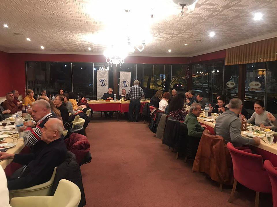 Adana Şubemiz Emekli Üyelerimizle Yemekte Buluştu