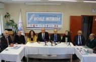 Ankara Sağlık Emek ve Meslek Örgütlerinden 15 Mart Ankara Büyük Beyaz Mitingi'ne Çağrı