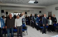 Antalya Şubemiz 10. Genel Kurulunu Gerçekleştirdi