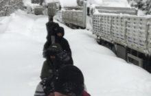 Bitlis Şubemiz: Mülteciler İçin Acil Önlem Alınmalı