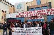 Diyarbakır Sağlık Platformu Beyaz Miting'e Çağrı Yaptı