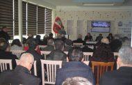 Malatya Şubemiz 10. Genel Kurulunu Gerçekleştirdi
