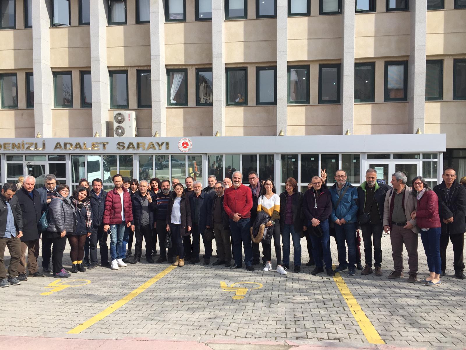 Barış Akademisyeni Üyemiz Mehmet Zencir Beraat Etti