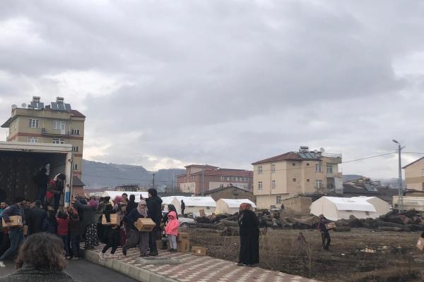 Sendikamız ve TTB'den Elazığ Depremi Sonrası Birinci Hafta Gözlem Raporu