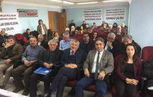Adana Şubemiz 10. Genel Kurulunu Gerçekleştirdi