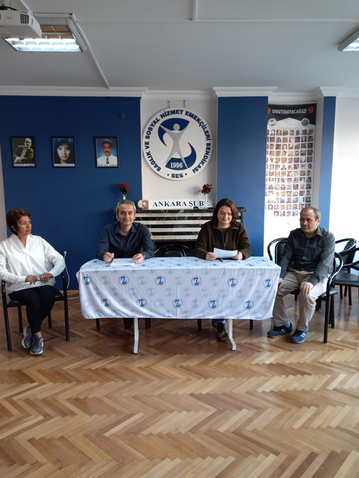 Ankara Şubemiz: Döner Sermaye Uygulaması Kaldırılsın, Temel Ücrette Artış Yapılsın!