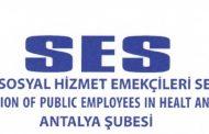 Antalya Şubemiz Sağlık Emekçilerinin Ücretsiz Ulaşım ve Misafirhane Taleplerini Valilik ve Belediyeye İletti