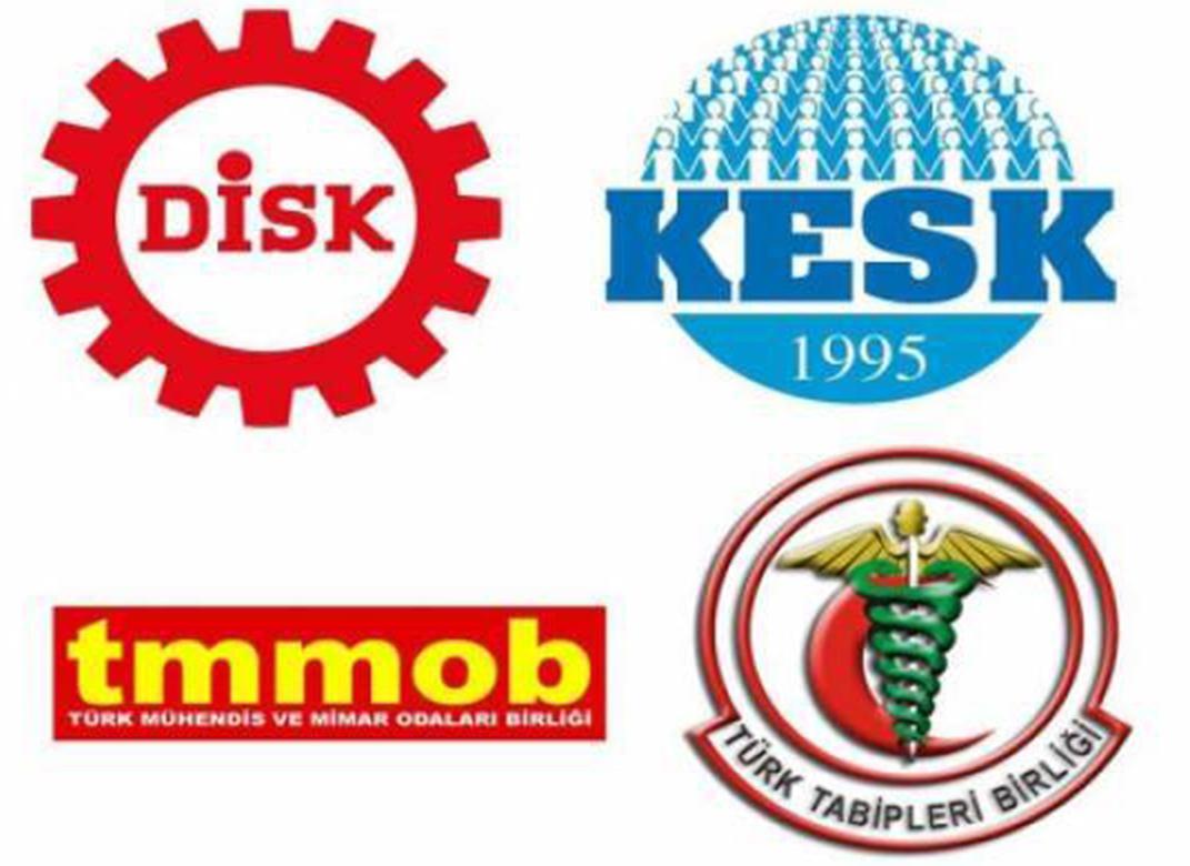 DİSK-KESK-TMMOB-TTB: Acil Çağrı-Halkın Sesine Kulak Verin, Yaşamsal Talepleri Karşılayın!
