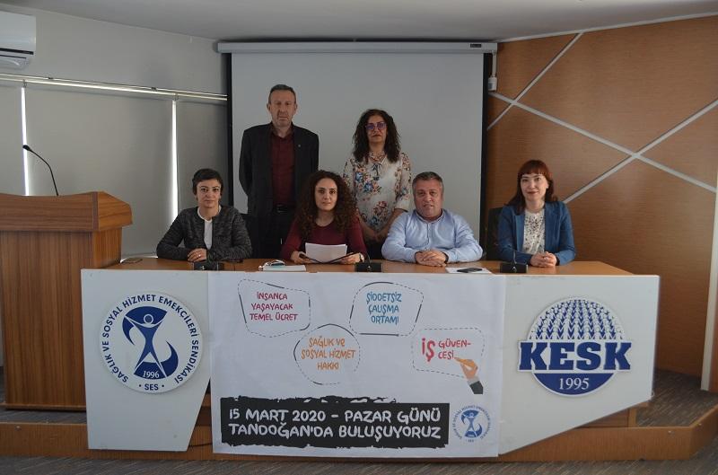 Sağlıkta Şiddeti Birlikte Durduracağız: 15 Mart'ta Ankara'da Beyaz Miting'deyiz