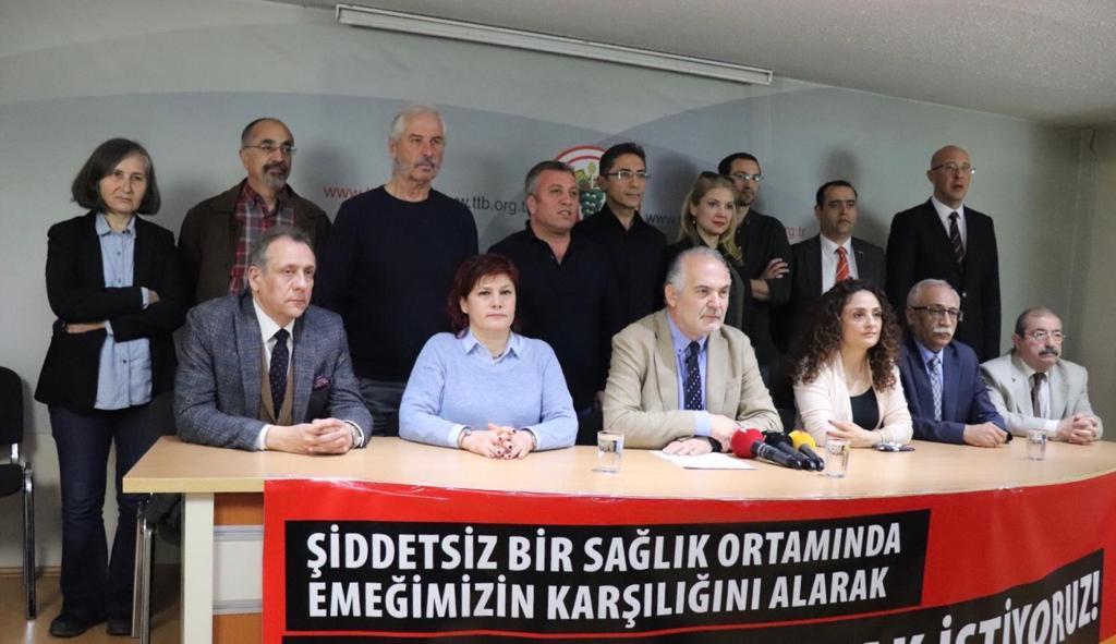 15 Mart'ta Ankara'da Yapacağımız Büyük Beyaz Miting Türkiye'de İlk Koronavirüs Vakasının Tespit Edilmesinin Ardından İptal Edildi!
