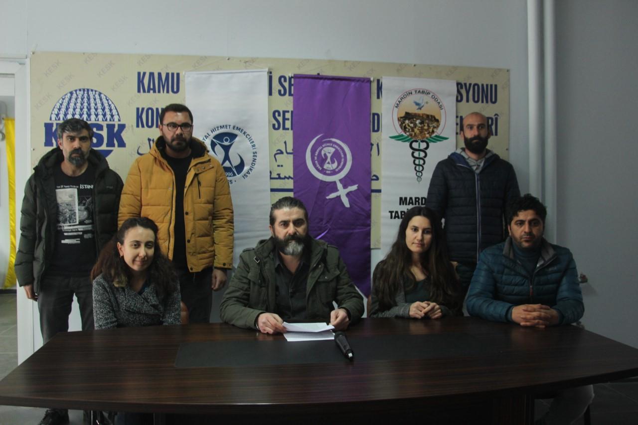 Mardin: Kendi Sağlığınızı Korumak Halkın Sağlığını Korumak Demektir
