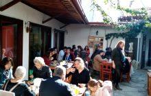 Muğla'da KESK'li Kadınlar Kahvaltıda Bir Araya Geldi