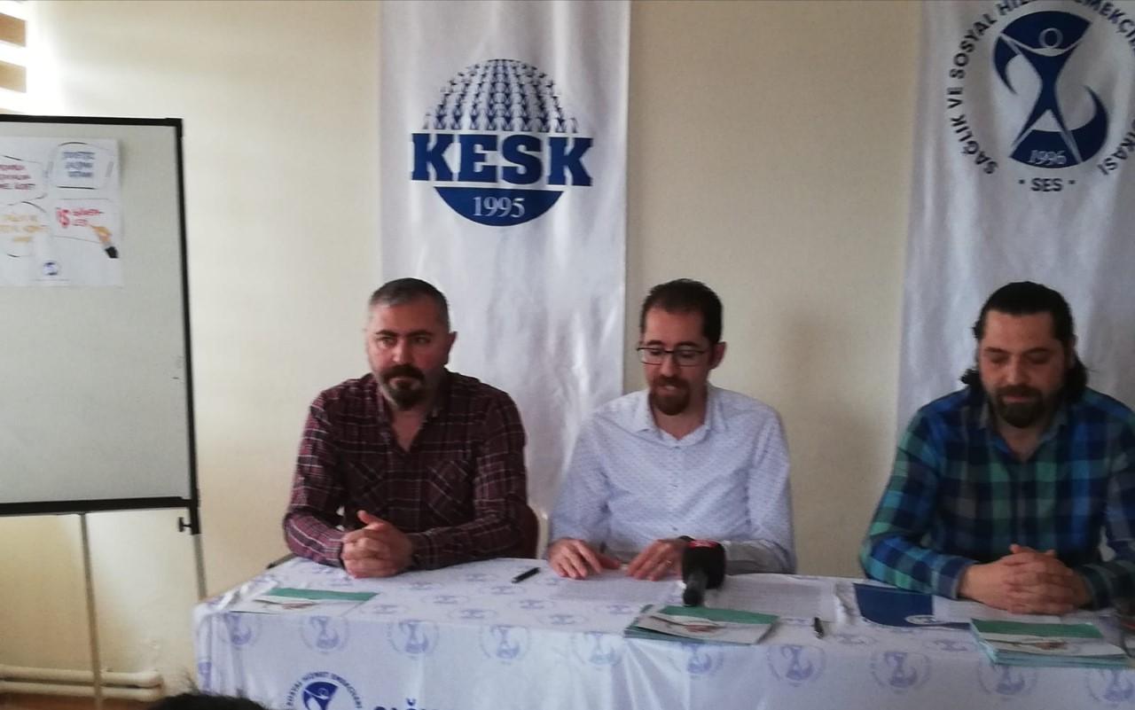 Sivas Şubemizden 14 Mart ve Koronavirüs Salgını Açıklaması
