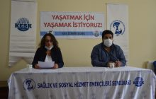 İzmir Şubemiz: Salgınla Bilimsel Veriler Işığında Etkili ve Doğru Bir Mücadele İçin Gerekli Tedbirlerin Alınması İçin Israrcı Olmaya Devam Edeceğiz!