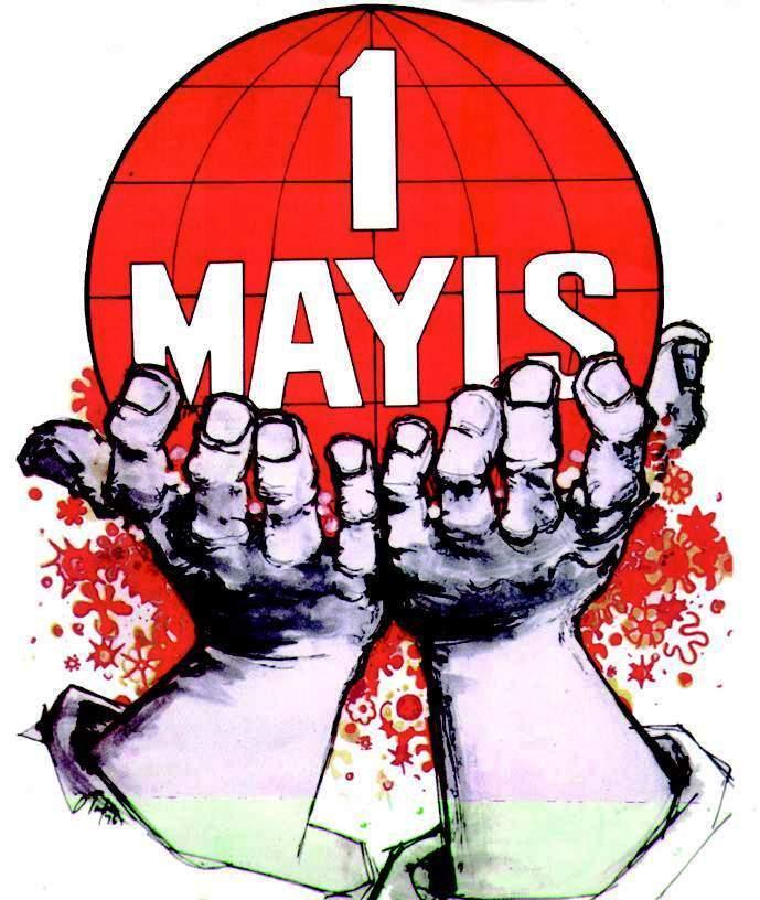 KESK-DİSK-TMMOB-TTB: Yeni bir toplumsal düzen için yaşasın 1 Mayıs!