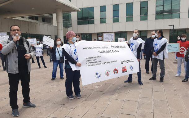 İstanbul: Ek Ödemelerde Yaşanan Ayrımcılık ve Adaletsizlik Sona Ersin