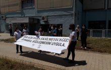 Diyarbakır Şubemiz Üyemize Yönelik Erkek Şiddetini Protesto Etti