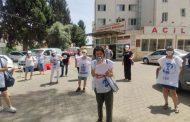 Manisa Şubemizden Salihli Devlet Hastanesi'nde Açıklama