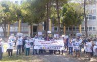 İzmir Dokuz Eylül Üniversitesi Tıp Fakültesi Hastanesi'ndeki Eyleme Destek Artıyor