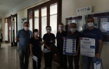 Şubemiz Ankara Eğitim ve Araştırma Hastanesi'nde Broşür Dağıttı