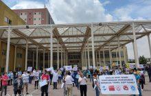 İstanbul: Sağlığımızdan da Haklarımızdan da Vazgeçmeyeceğiz