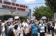 Adana Şubemiz ve Tabip Odası: Dr. Ekrem Tok Ruh Sağlığı ve Hastalıkları Hastanesi'ndeki Sorunlar Çözülsün