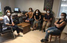 HDP Merkez Kadın Meclisi Sendikamızı Ziyaret Etti