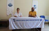 İzmir Şubemizden İl Hıfzısıhha Kurulu'nun Yasaklarına Tepki