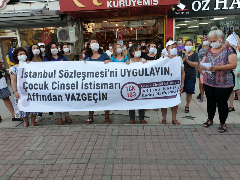 Antalya Kadın Platformu;