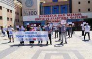 Diyarbakır Sağlık Platformu: Covid-19 Pandemisi Bütün Ağırlığı ile Devam Ediyor! Sağlık Emekçilerinin Enerjisi ve Sabrı Tükeniyor