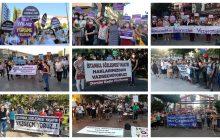 Kadınlar Alanlardan Haykırdı: İstanbul Sözleşmesi Yaşatır! Haklarımızdan ve Hayatlarımızdan Vazgeçmiyoruz!