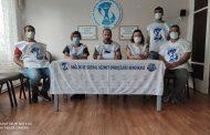 İstanbul Aksaray Şubemiz Sağlık Emekçilerine Yönelik Saldırıyı Kınadı
