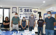 CHP'li Vekil Ayhan Barut Adana Şubemizi Ziyaret Etti