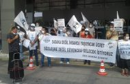 Adana Şubemiz: Sadaka Değil İnsanca Yaşayacak Ücret, Sözleşme Değil Güvenceli Gelecek İstiyoruz