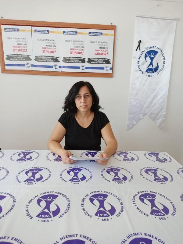 """""""Ek Ödeme Usul ve Esaslarına"""" dair Sağlık Bakanlığı Genelgesine Dair Açıklama Yapan Antalya Şubemiz: Sağlık Emekçileri Arasındaki Eşitsizlik Giderilmedi"""