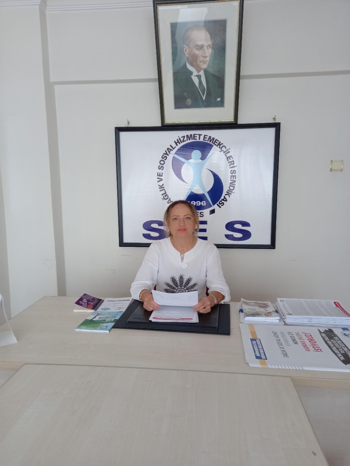 Samsun Şubemiz Sağlık ve Sosyal Hizmet Emekçilerinin Taleplerinin Karşılanmasını İstedi