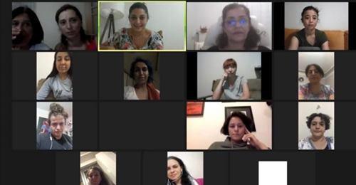 Merkez Kadın Meclisi Toplantımızı Gerçekleştirdik