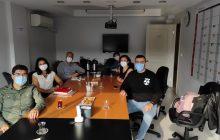 İstanbul Şubelerimiz Diş Hekimleri Odası'nı Ziyaret Etti