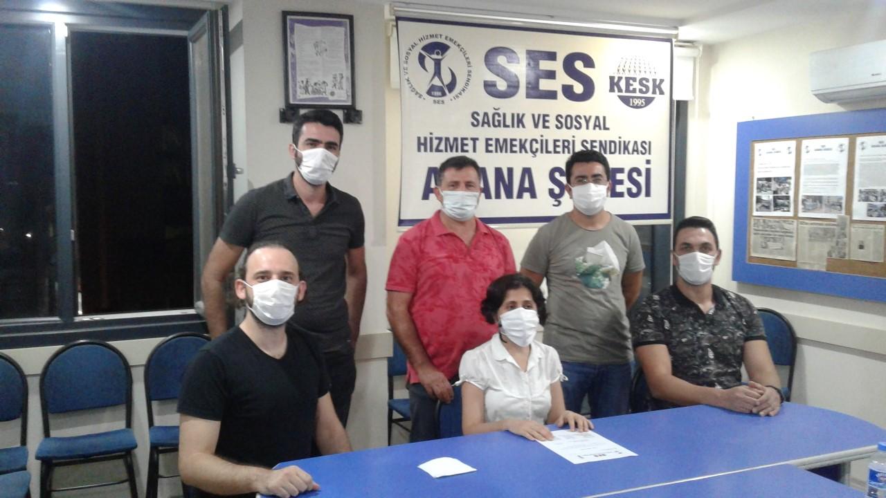 Adana Şubemiz 20 Kasım Dünya Çocuk Hakları Günü Nedeniyle Açıklama Yaptı