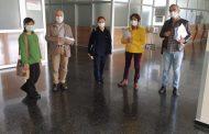 Ankara Şubemiz İbni Sina Hastanesi'nde Broşür Dağıttı