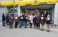 Tutuklu KESK Üyesi Kadınlara Kart Gönderen KESK'li Kadınlar Ankara 25 Kasım Eylemine Çağrı Yaptı