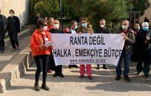 Hacettepe Üniversitesi Hastanesi'nde Bildiri Dağıtan Ankara Şubemiz: Ranta Değil Halka Bütçe