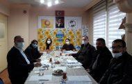 Tokat Temsilciliğimiz İl Eğitim İzleme Kurulu Toplantısına Katıldı