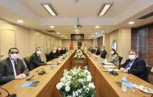 Sağlık Emek ve Meslek Örgütlerinden Deva Partisi'ne Ziyaret