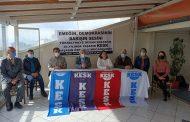 KESK'in 25. Yıl Dönümü Kutlandı