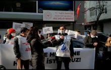 Bakırköy Şubemizden İstanbul Tabip Odası'nın ASM Sorunları Eylemine Destek
